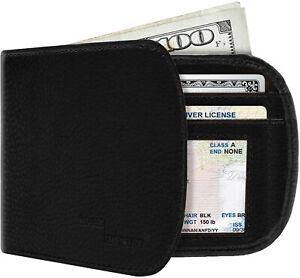Genuine-Leather-Slim-Bifold-Wallets-For-Men-Cardholder-Mens-Wallet-RFID-Blocking