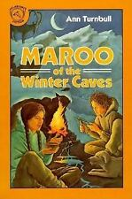 Maroo of the Winter Caves-ExLibrary