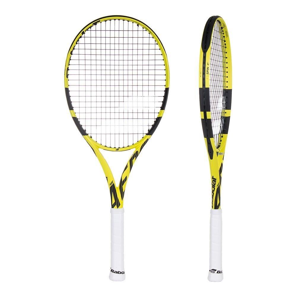 Babolat Pure Aero Plus 2019 Tenis Raqueta - 43 8 - libre encadena Y Grip