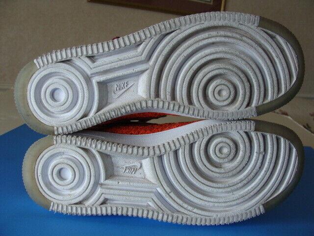 nike air force force force flyknit atletico / casual scarpa 818018-800 arancione / borgognasz8 - a | Imballaggio elegante e robusto  | Maschio/Ragazze Scarpa  ae20f5