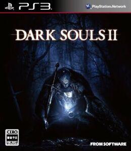 PS3-DARK-SOULS-2-II-Japan-Import-Japanese-PlayStation-3-Game