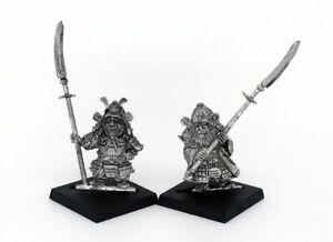 Samurai-Dwarf-Armoured-Naginata-Warhammer-Fantasy-Armies-28mm-Unpainted-Wargames