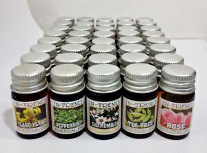 New Pure Aroma Fragrance Essential Oil 5ML. CC Spa Diffuser Burner Therapy A011