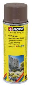 NOCH-61173-Acrylic-Spray-Matt-Braun-200-ML-100ml-5-48-Euro-New