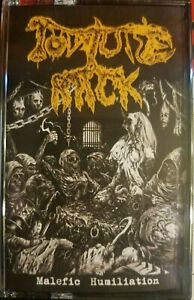 Torture-Rack-Malefic-Humiliation-Tape-2018-UNDERGANG-CHAOTIAN-WORMRIDDEN-SHAH
