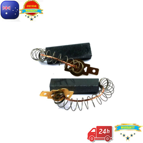 Motor Carbon Brushes For Water-glooming Vacuum cleaner Spring sydney 6.3X11X32mm