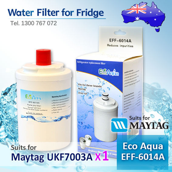 UKF7003AXX-P Substitute Filter EcoAqua EFF-6014A