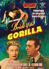 Bride of The Gorilla 0014381179927 With Lon Chaney Jr. DVD Region 1