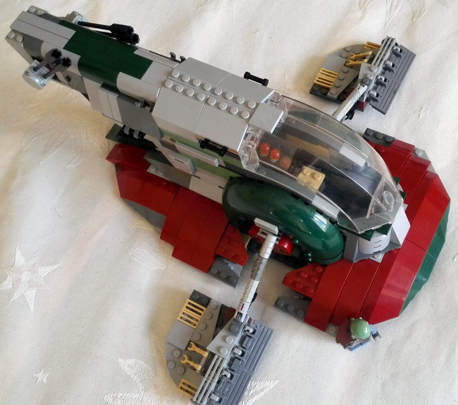 LEGO Star Wars Slave I Set  8097    3rd edition
