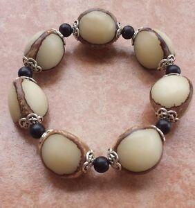 Image Is Loading Puti Zi Beads Bracelet Natural Jewelry Handmade Beaded