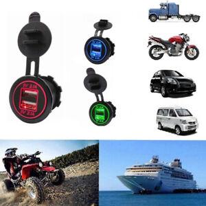5V-4-2A-Dual-2USB-Charger-Socket-Adapter-Power-Outlet-for-12V-24V-Car-Motor-Y4O2
