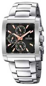 Festina | Mens Stainless Steel Chronograph | F20423/4 Watch - 8% OFF!