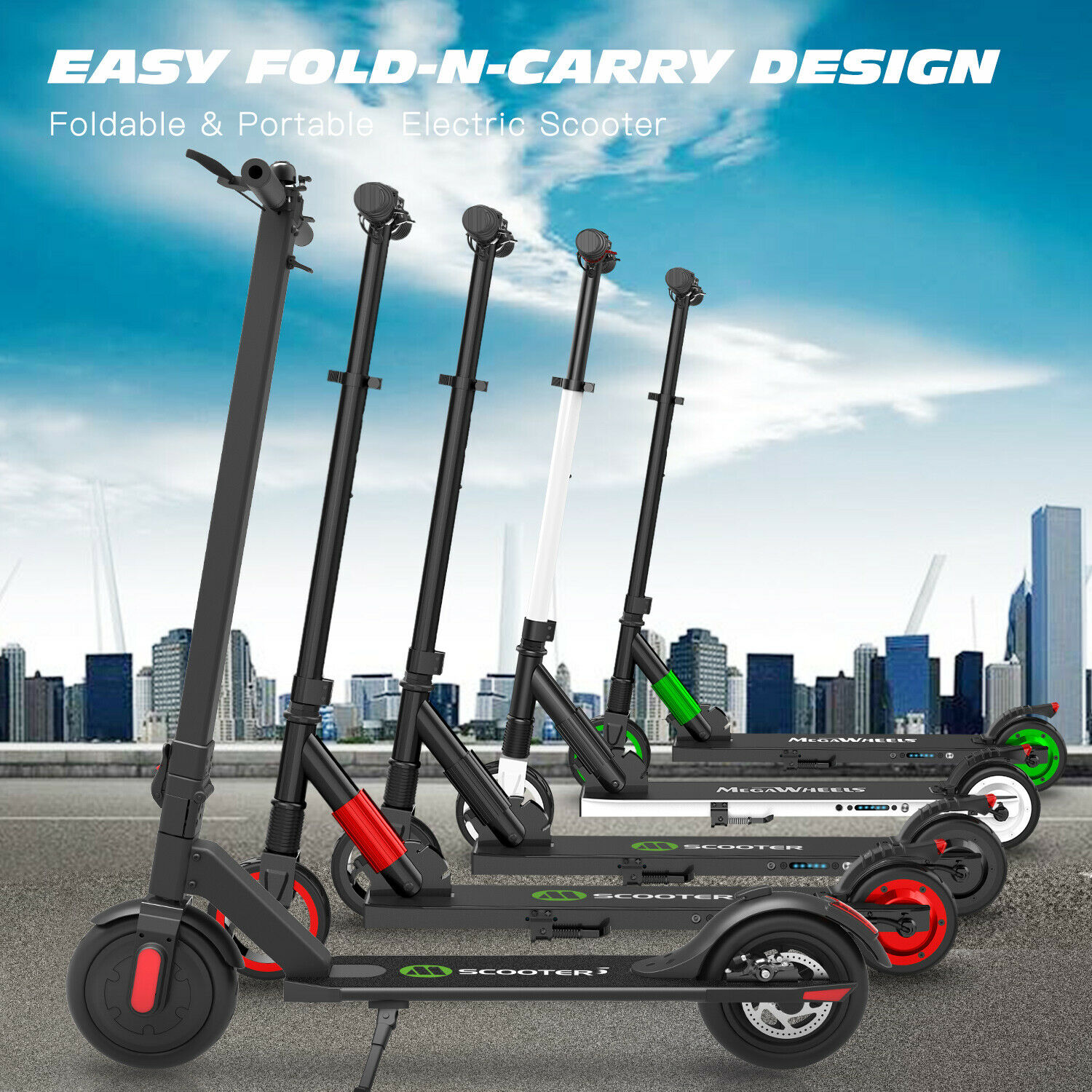 Scooter electric scooter motor 23km h 250w s5 s1
