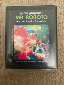 Atari-2600-Mr-Roboto-NEW-production-stopped-by-lawsuit-threat-RARE