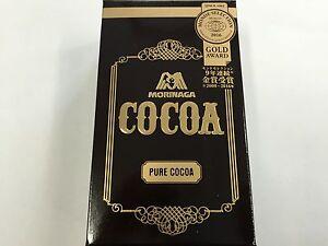 Morinaga Cocoa Pure Powder 110g Monde Selection Gold Award