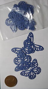 20-Saphire-blue-Pearlescent-Butterfly-Shapes-Table-Confetti-Cards-Weddings