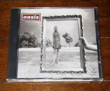 CD: Oasis - Wonderwall EP 5 Tracks 1995 I Am The Walrus Live Round Are Way Talk