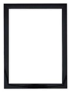 Black-Gloss-Photo-Frame-Picture-Frame-Poster-Frames-Black-Gloss-High-Quality