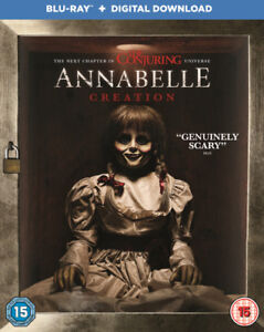 Annabelle-Creation-DVD-2017-Stephanie-Sigman-Sandberg-DIR-cert-15