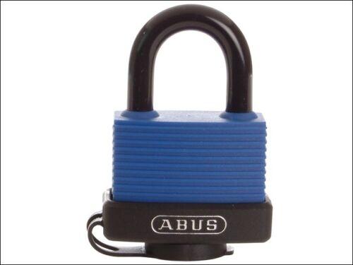 ABUS Mechanical ABU70IB35C 70IB//35mm Aqua Safe Brass Padlock Carded