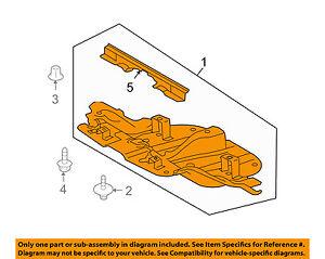 image is loading toyota-oem-07-16-tundra-splash-shield-under-