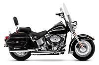 Pr Gas Tank Stripes Replcs 2003 Heritage Softail Harley Davidson Anniv Tks101