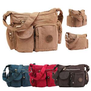 Nylon Street Bag Bandoulière À Textile Sac Femmes wfwTqYgS