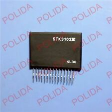 1PCS Audio Power AMP IC MODULE SANYO SIP-15 STK3102IV STK-3102IV