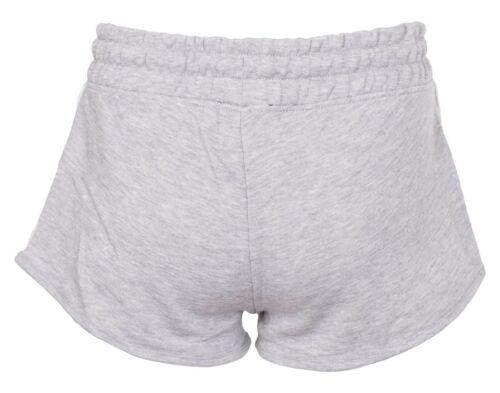 Womens Ladies High Waist Contrast Stripe Summer Beach Casual Wear Shorts Bottom