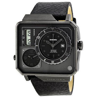 Diesel Time Zone Analog-Digital Mens Watch DZ7241