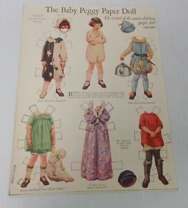 June-1925-THE-BABY-PEGGY-PAPER-DOLL-Cut-Outs-Frances-Tipton-Hunter-2-Movie-Kids