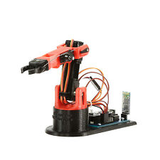 Build Real A Robot - Arduino Bluetooth Robot Arm Robotics Kit LittleArm 2C