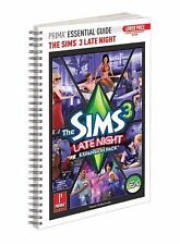 The Sims 3 Late Night - Prima Essential Guide: Prima Official Game Guide by Brow