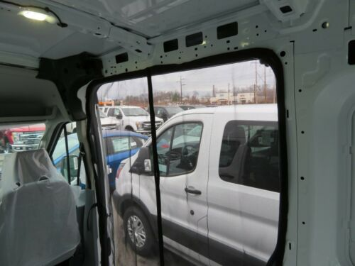 Ford Transit Mosquito Screens for Rear Doorway Low Roof Held on with MAGNETS