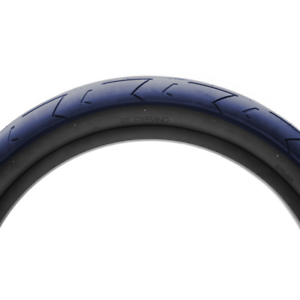 """TWO DUO Brand HSL (High Street Low) 20"""" tires bluee"""