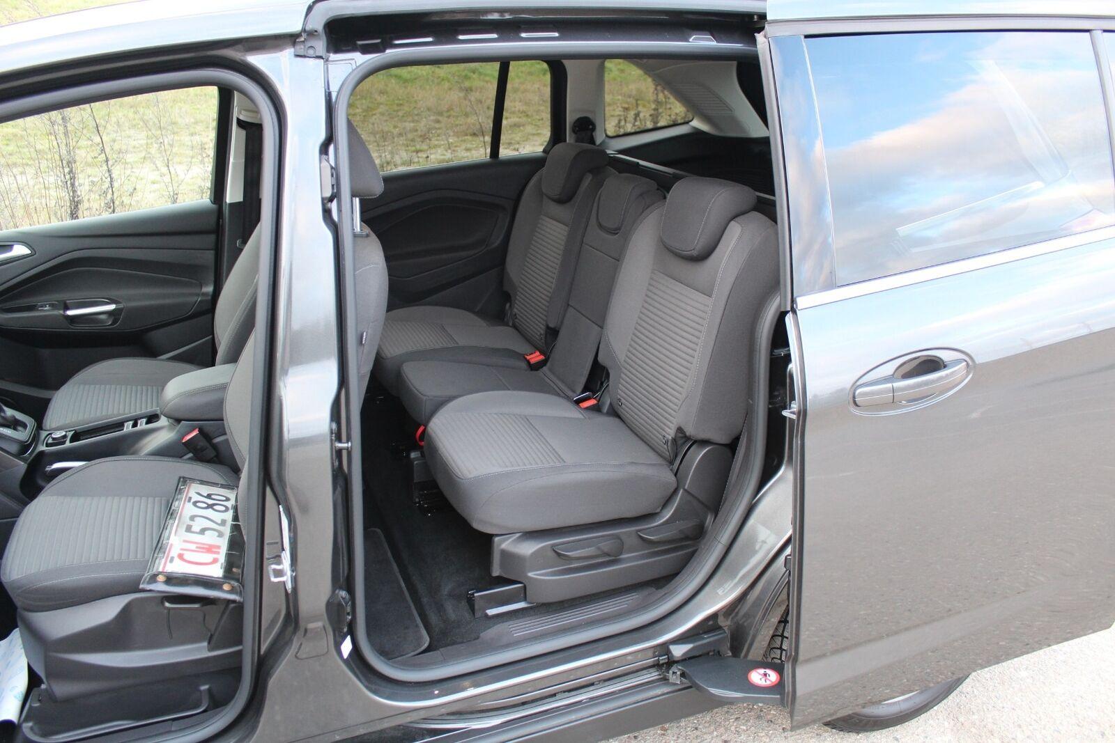 Ford Grand C-MAX 1,5 SCTi 150 Titanium aut. - billede 8