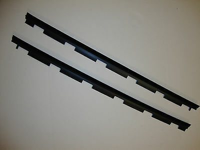 1988-1998 Chevrolet and GMC Pickup Truck Door Outer Beltline Molding Kit. 2pcs.