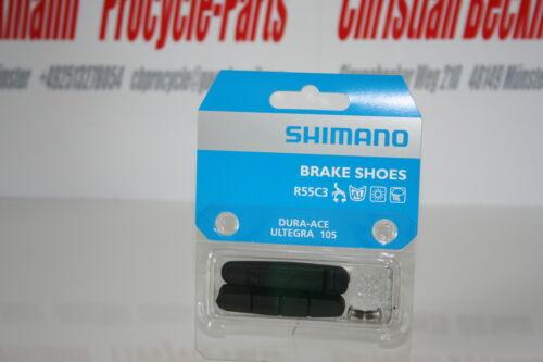 Ultegra 105 Rennrad Bremsgummis Shimano R55C3 BR 7900 Dura Ace