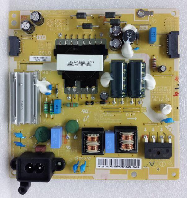 BN44-00697A Pcb Power TV SAMSUNG UE32H5000AWXXC UE32H5500AWXXC UE32J5100AWXXC