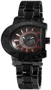 Cerruti-Herrenuhr-Schwarz-Rot-Analog-Edelstahl-Quarz-Armbanduhr-XCCRWE001F221U