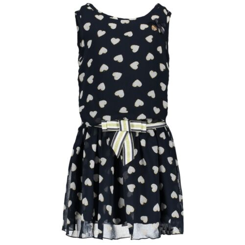 /%/%/% ✿ le chic ✿ fille girl Robe Blue Navy Taille 128-164 Prix Recommandé 49,95 ✿ 5811-190