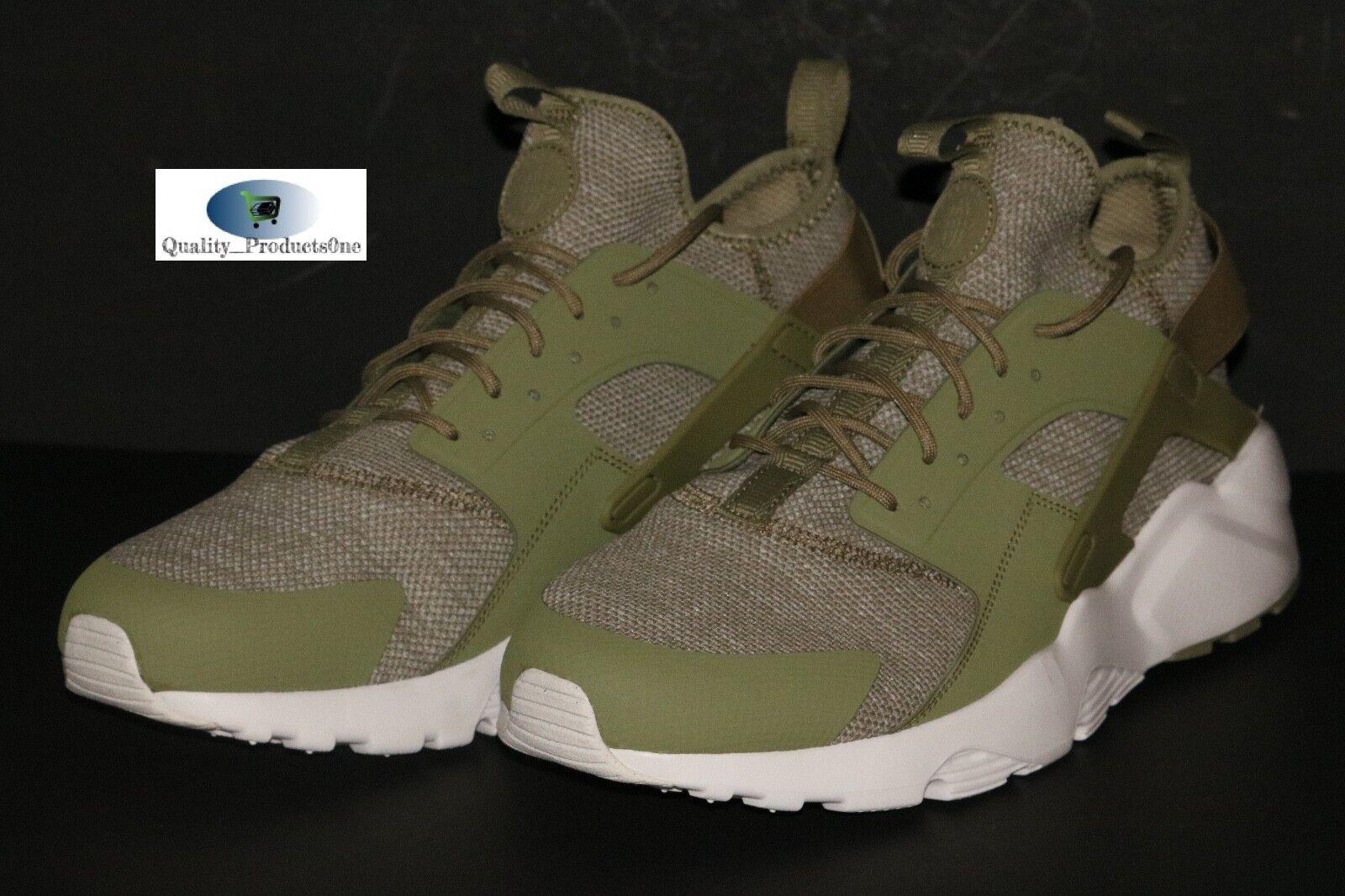 b6128ae487d1 Nike Air Huarache Run Ultra BR Men Lifestyle SNEAKERS Trooper 833147 ...