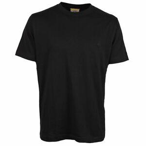 Details about Camel Active T Shirt Round Neck Basic Black Dark 009006 39 Mens Plain Colours show original title