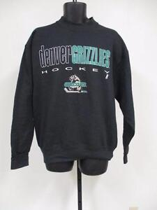 NEW-Denver-Grizzlies-MENS-Adult-Sizes-L-2XL-Sweatshirt