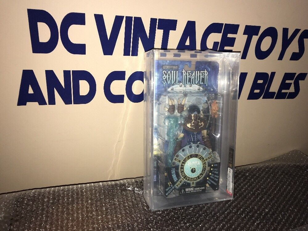 Neca Legacy of Kain SOUL REAVER Material Plane RAZIEL SEALED AFA 90 Or 9.0 WOW