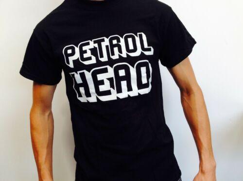 MENS BEST PETROL HEAD FORMULA 1 RALLY AUTOSPORT T-SHIRT  MOTOR SPORT