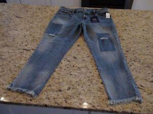 Denim taglia Light 29 Girlfriend Womens Wash Jeans Gap Oxf6P