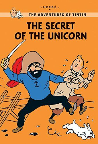 1 of 1 - The Secret of the Unicorn (Tintin Young Readers), Hergé 1405262397