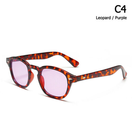 Fashion Vintage Sunglasses Johnny Depp Pirate Retro Men Glasses UV400 Protection