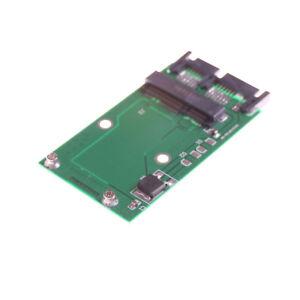 Mini-Pcie-Pci-e-mSATA-SSD-to-1-8-034-Micro-SATA-Adapter-Converter-Card-S